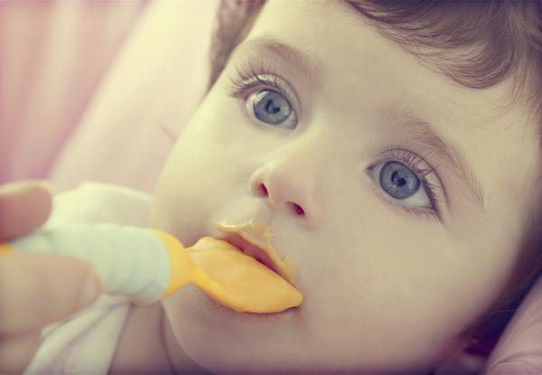 Como alimentar corretamente o bebe com 1 ano de idade for Jardineira bebe 1 ano