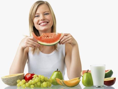 Como emagrecer comendo frutas