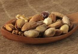 Os melhores frutos secos