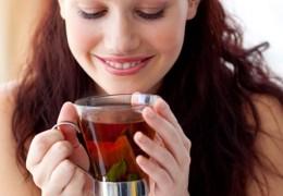 Propriedades do chá vermelho para emagrecer