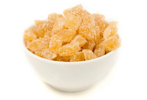 Gengibre cristalizado saudável, prático e muito saboroso-2