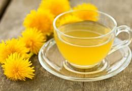Chá amarelo, ótimo para reduzir a retenção de líquidos