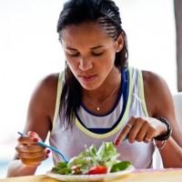 Alguns alimentos básicos na dieta do atleta