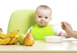 Como devem ser as primeiras refeições do meu bebê?